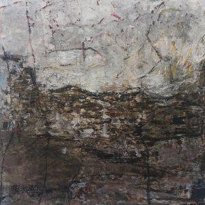 Bergbau Acryl Andrea Wildhagen