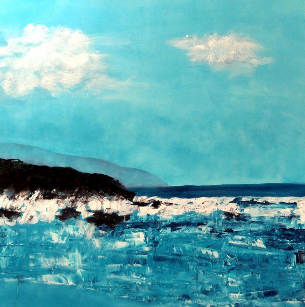 Hawaii Acryl Andrea Wildhagen