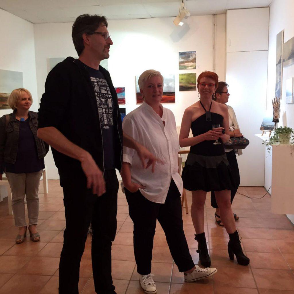 Galerie einwandfrei Andrea Wildhagen
