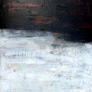 Schichtarbeit Acryl Andrea Wildhagen