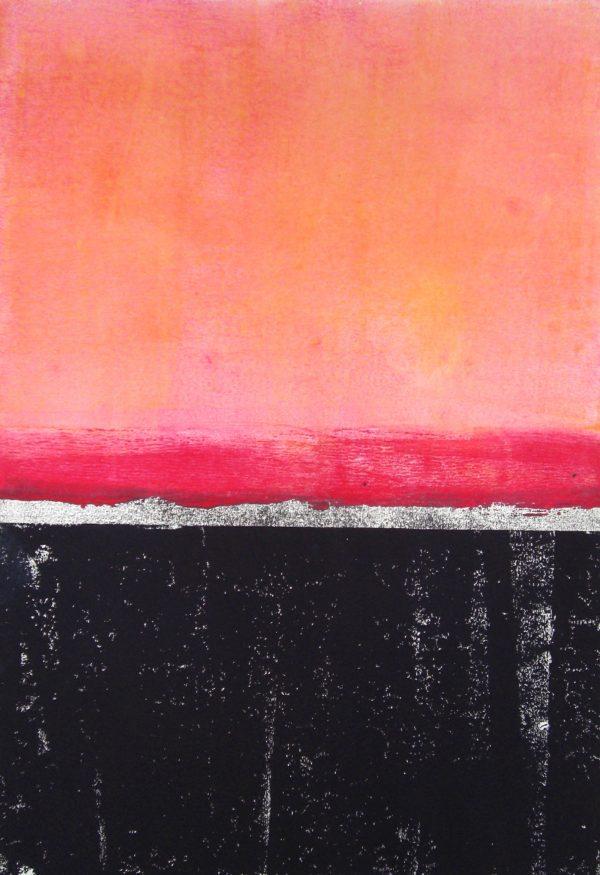 Arausio Rubens Nigror - Druck von Andrea Wildhagen 2008